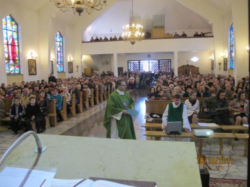 Dzień Papieski 2011