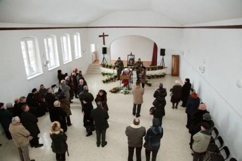 Pogrzeb Ks. Frątczaka