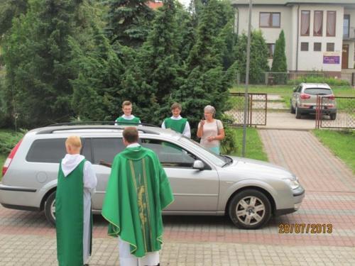 Święty Krzysztof 2013